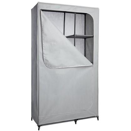 Шкаф-чехол 1800х1000х450 мм металл цвет серый