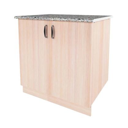 Шкаф напольный Дуб молочный Е 80 см