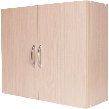 Шкаф навесной Дуб Молочный Д 67.6х80 см цвет дуб