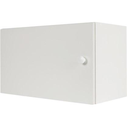 Шкаф навесной над вытяжкой Бьянка Сп с фасадом 35х60 см ЛДСП цвет белый