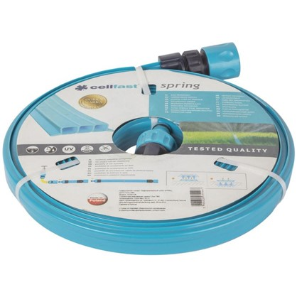 Шланг для полива Cellfast перфорированный разбрызгивающий 1/2 дюйма 7.5 м