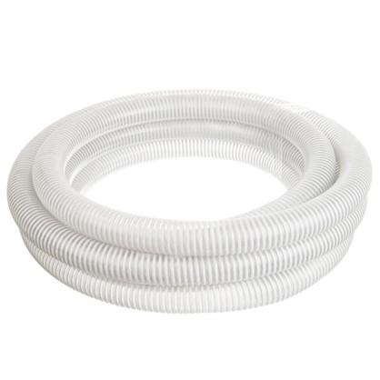 Шланг садовый напорно-вакуумный армированный спиралью 40 мм 7 м ПВХ