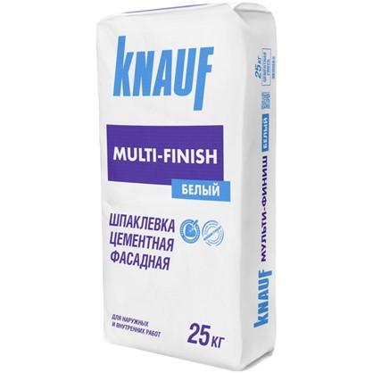 Шпаклевка цементная Knauf Мульти-Финиш Фасад 25 кг
