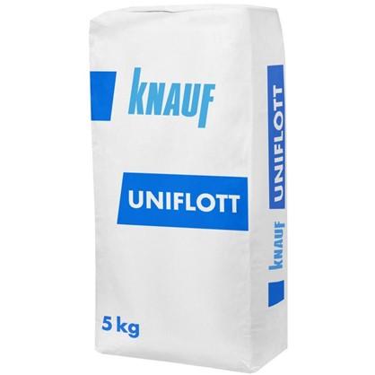 Шпаклевка для заделки швов Knauf Унифлот 5 кг