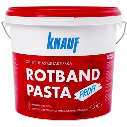 Шпаклевка финишная Knauf Ротбанд Паста Профи 5 кг
