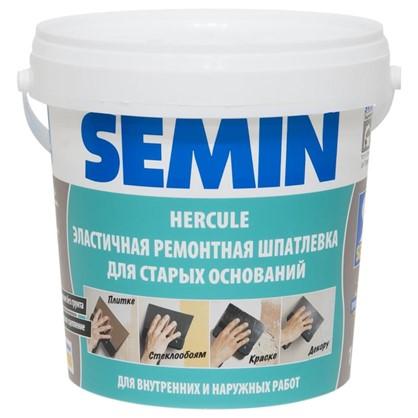 Шпаклевка полимерная влагостойкая Semin Hercule 15 кг