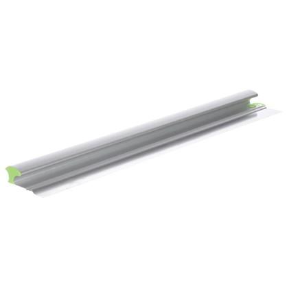 Шпатель-правило 800 мм нержавеющая сталь