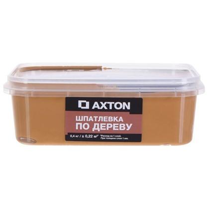 Шпатлевка Axton для дерева 04 кг антик
