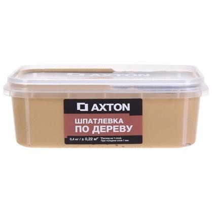 Шпатлевка Axton для дерева 04 кг дуб натуральный