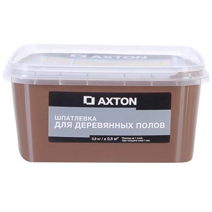 Шпатлевка Axton для деревянных полов 09 кг хани
