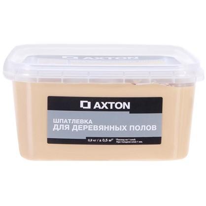 Шпатлевка Axton для деревянных полов 09 кг сосна