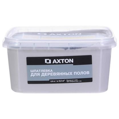 Шпатлевка Axton для деревянных полов 09 кг тач