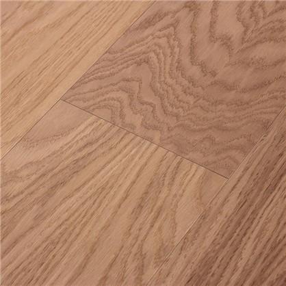 Шпонированная напольная доска на основе HDF Дуб песочный 2.25 м2
