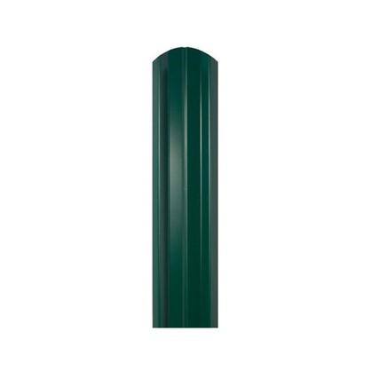 Штакетник ЭКО-М 76мм 1.5 м 6005 зеленый