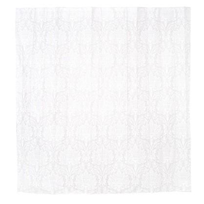 Штора для ванной Rogai 180х180 см цвет белый