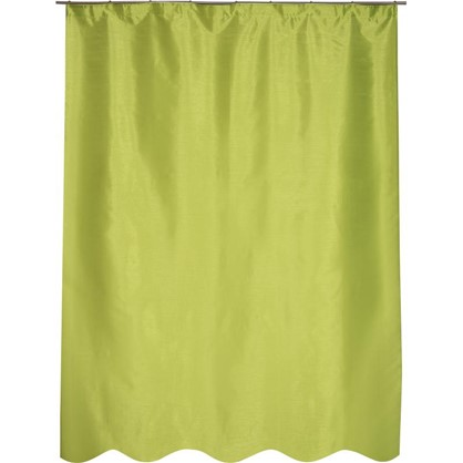 Штора на ленте Inspire Нью Силка 200х280 см цвет зеленый