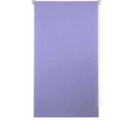 Штора рулонная 60х160 см цвет фиолетовый