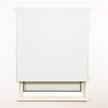 Штора рулонная Blackout Inspire 120х175 см цвет белый
