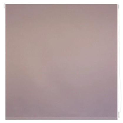 Штора рулонная Blackout Inspire 120х175 см цвет сиреневый