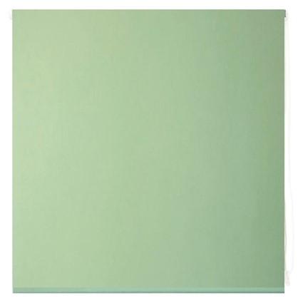 Штора рулонная Blackout Inspire 120х175 см цвет зеленый