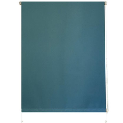 Штора рулонная Blackout Inspire 50х160 см цвет голубой