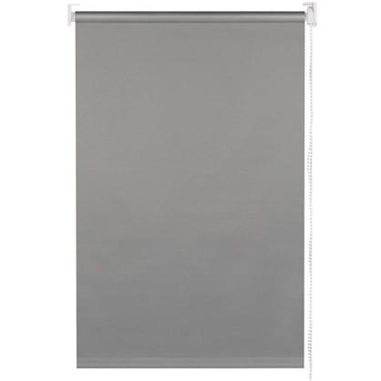Штора рулонная Inspire Blackout 160х175 см цвет серый