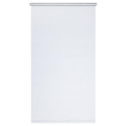 Штора рулонная Inspire Blackout 80х160 см цвет белый