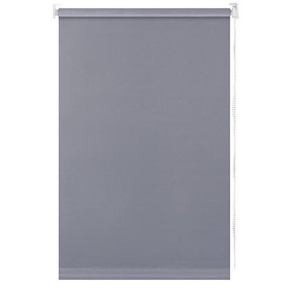 Штора рулонная Inspire Blackout 80х160 см цвет серый
