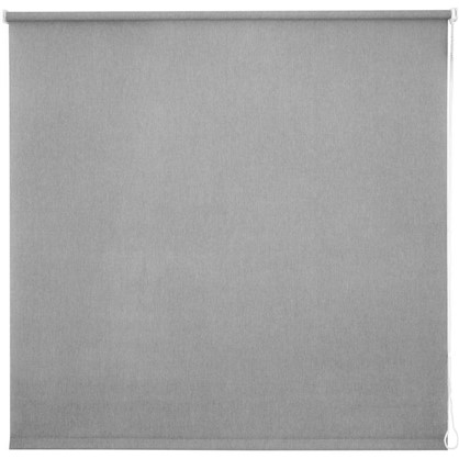 Штора рулонная Inspire Меланж 140х175 см цвет серый