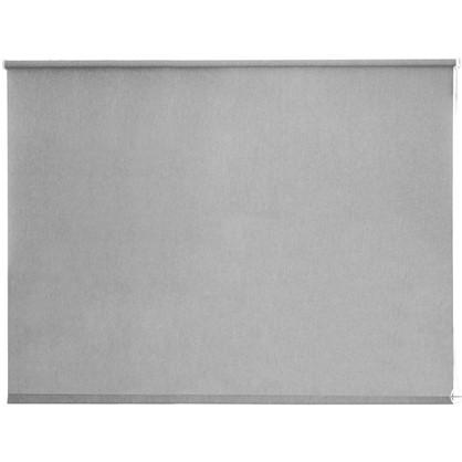 Штора рулонная Inspire Меланж 180х175 см цвет серый