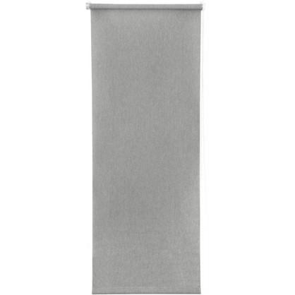Штора рулонная Inspire Меланж 50х160 см цвет серый