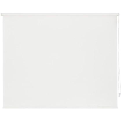 Штора рулонная Inspire Шантунг 180х175 см цвет белоснежный