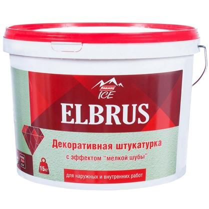 Штукатурка декоративная Parade Ice Elbrus 15 кг цвет белый