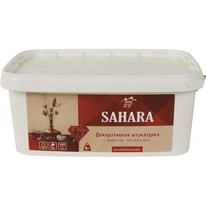 Штукатурка декоративная Parade Ice Sahara 5 кг цвет белый