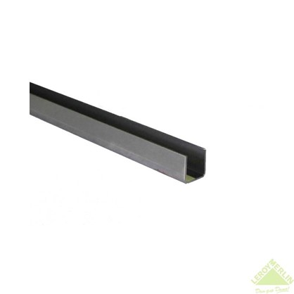 Швеллер 30x30x30x2 мм без отверстий без покрытия