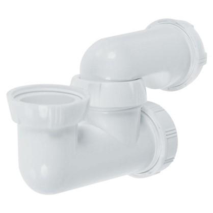 Сифон для ванны Wirquin без выпуска с ревизией