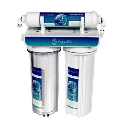 Система трехступенчатая АкваКит PF-2-1 для нормальной воды