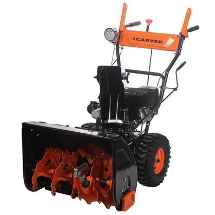 Снегоуборщик бензиновый Carver STG 6561EL 610 мм