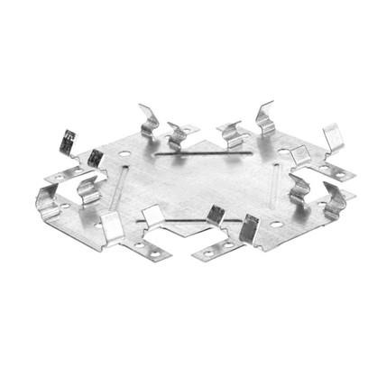 Соединитель потолочных профилей 60х27 мм одноуровневый (краб) Премиум