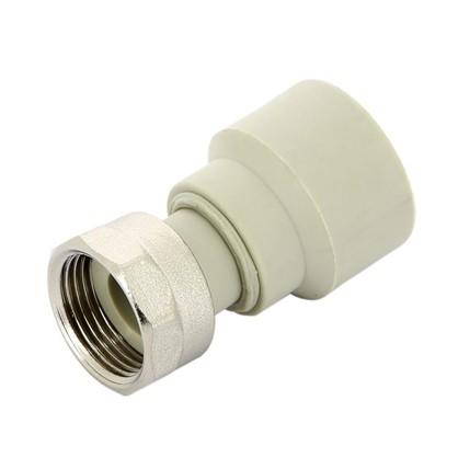Соединитель с накидной гайкой FV-Plast 25 мм х 3/4