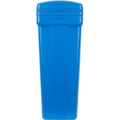 Солевой бак 29х90х29 см 70 л пищевая пластмасса цвет синий