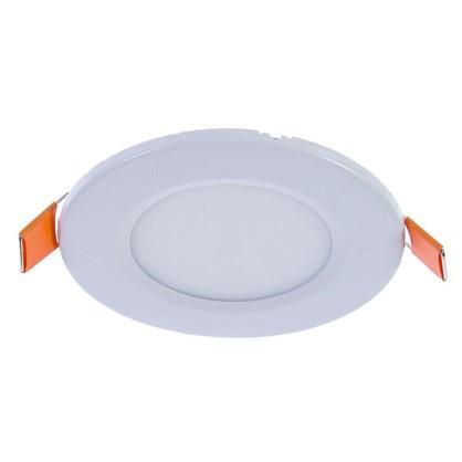 Спот врезной светодиодный круглый 3 Вт диаметр 8.5 см свет холодный белый