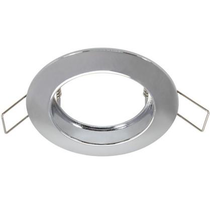 Спот встраиваемый круглый Inspire Feni цоколь GU5.3 алюминий цвет хром