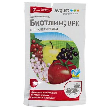 Средство от вредителейсадовых растений Биотлин 3 мл