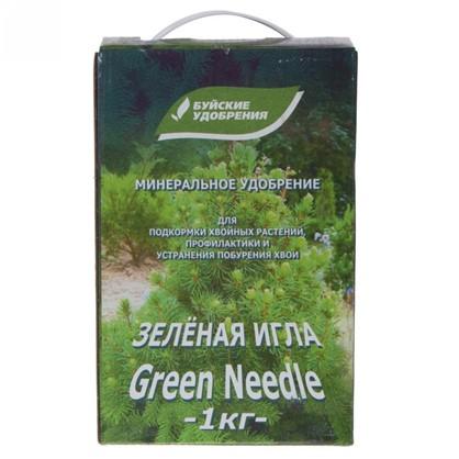 Средство Зелёная Игла от побурения хвой 1 кг