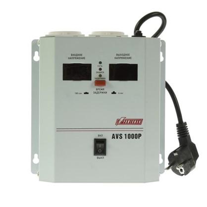 Стабилизатор напряжения Powerman AVS 1000 P