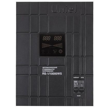 Стабилизатор напряжения Uniel RS-1/10000 WS