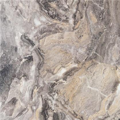 Стеновая панель Нэнси 240х0.6х65 см ДСП цвет серый