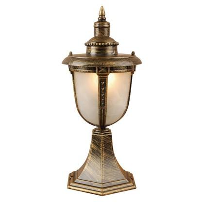 Столб уличный Электростандарт Atlas малый 1xE27х60 Вт 37 см цвет бронза