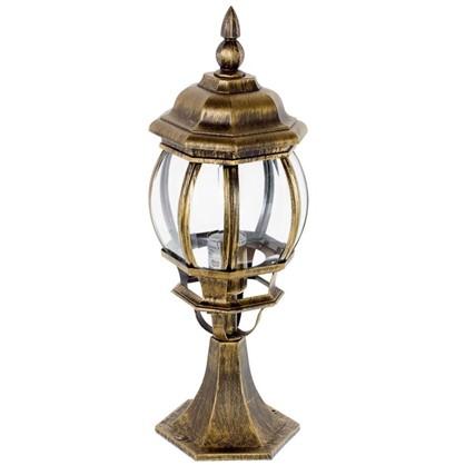 Столб уличный Inspire Dubai малый 1xE27х100 Вт 495 см цвет бронзовый IP23